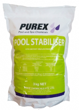 PUREX POOL STABILISER
