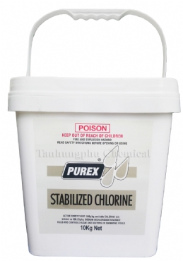 STABILIZED CHLORINE - SDIC 56%