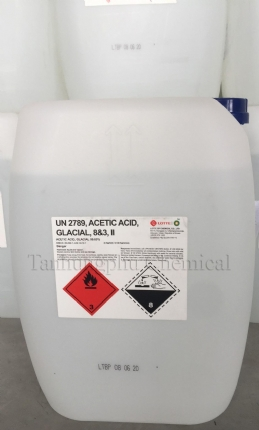 Glacial Acid Acetic 99.85% Tech grade